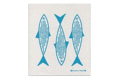 Obrázok pre výrobcu Hubka - ryby tyrkysové