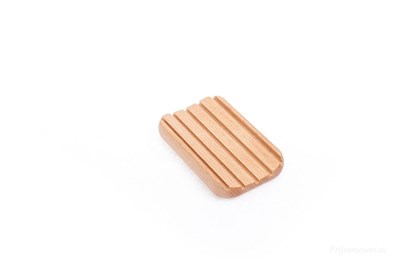Obrázok pre výrobcu Drevená mydelnička - buková
