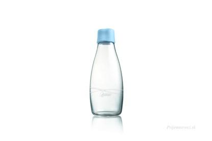 Obrázok pre výrobcu Retap sklenená fľaša 500ml -rôzne farby