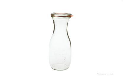 Obrázok pre výrobcu Weck-fľaša na mušt a sirup - 530ml