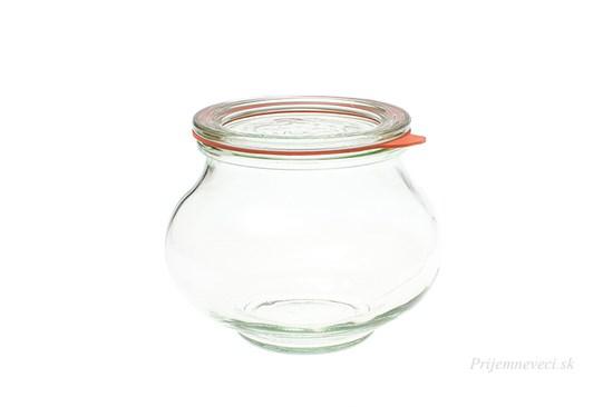 Zavárací pohár Weck dekoratívny - 560ml