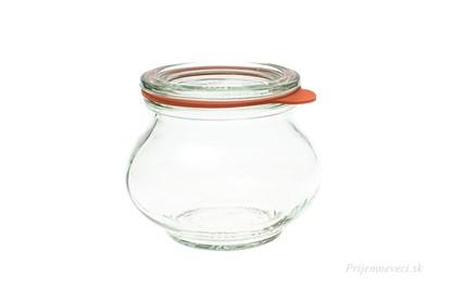 Obrázok pre výrobcu Zavárací pohár Weck dekoratívny - 220ml