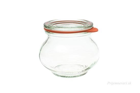Zavárací pohár Weck dekoratívny - 220ml