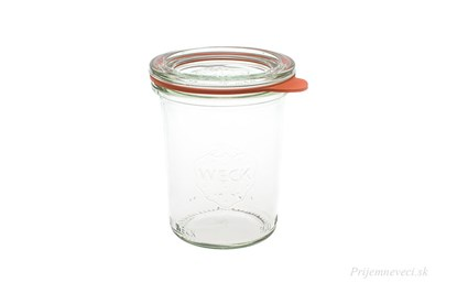 Obrázok pre výrobcu Zavárací pohár Weck mini -160ml