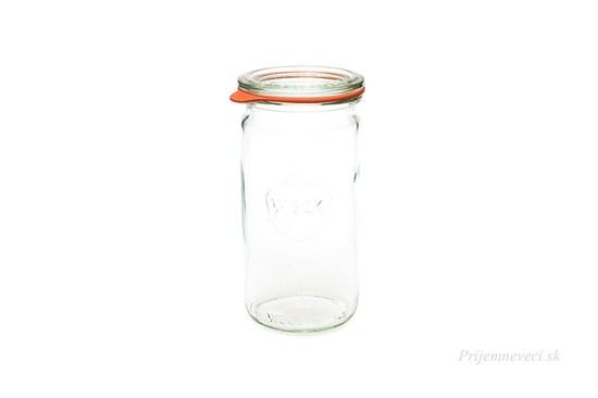 Zavárací pohár Weck válec - 340ml