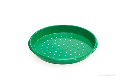 Obrázok pre výrobcu Detské kovové sitko - zelené