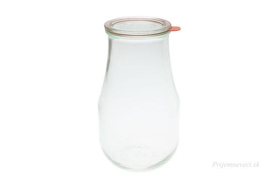 Zavárací pohár Weck tulipán - 2700ml