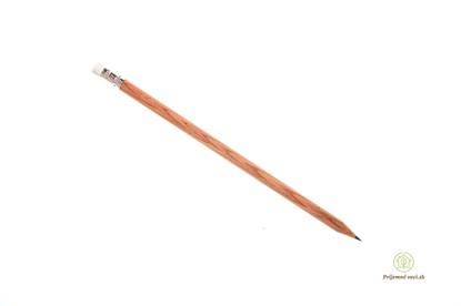 Obrázok pre výrobcu Drevená ceruzka s gumou