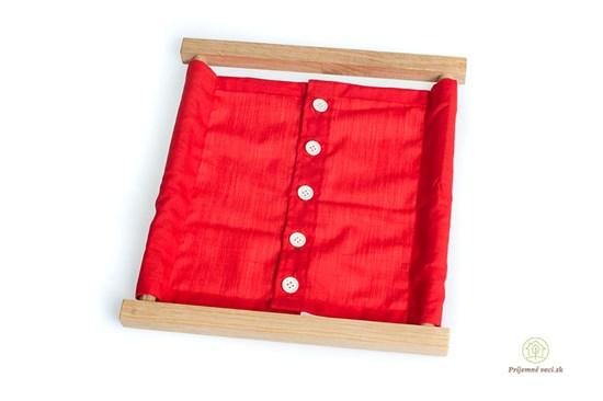 Rám na zapínanie - bez textilnej časti