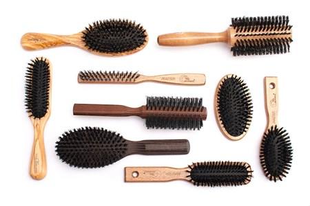 Obrázok pre kategóriu Kefy so štetinami na vlasy a bradu