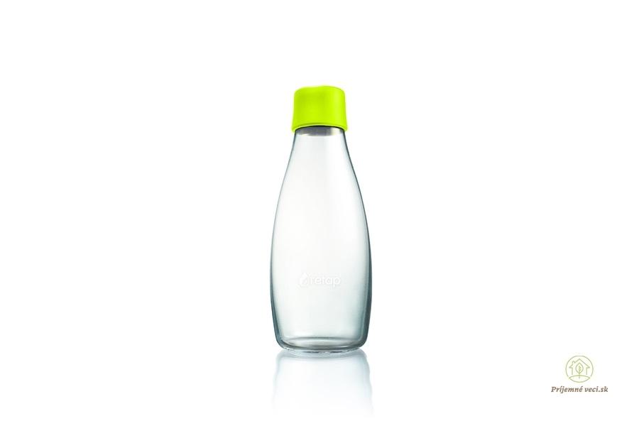 df9c97fefa Retap sklenena flasa na vodu 500ml Príjemné veci - domácnosť bez ...