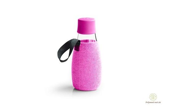 Retap - obal 300ml- ružový úplet