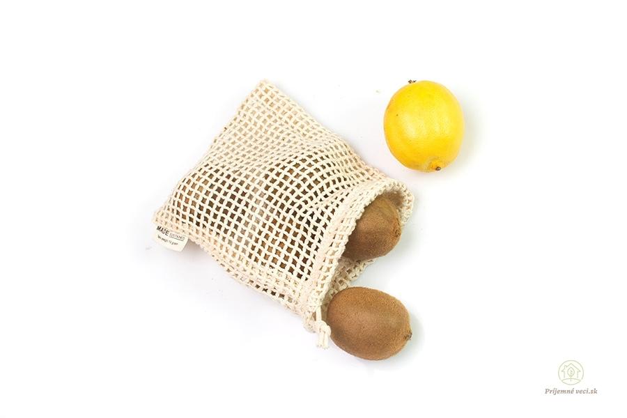 fb8f99e8c5 Malé sieťové vrecká na ovocie a zeleninu-2ks Príjemné veci ...