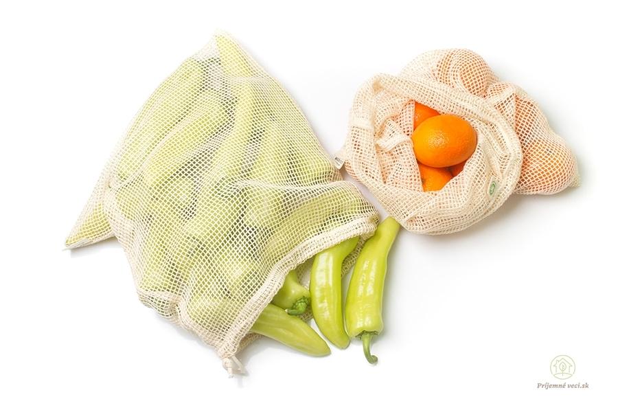 a051292edb Sieťové vrecko na ovocie a zeleninu Príjemné veci - domácnosť bez ...
