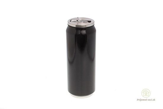 Termoplechovka YD 500ml Classic-čierna