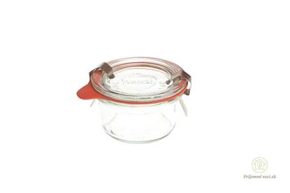Obrázok pre výrobcu Zavárací pohár Weck mini - 50ml