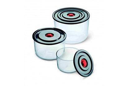 Obrázok pre výrobcu Set okrúhlych dóz Simax - 3ks