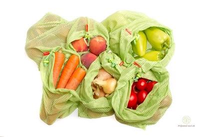 Obrázok pre výrobcu Vrecká na ovocie a zeleninu - Take5nets