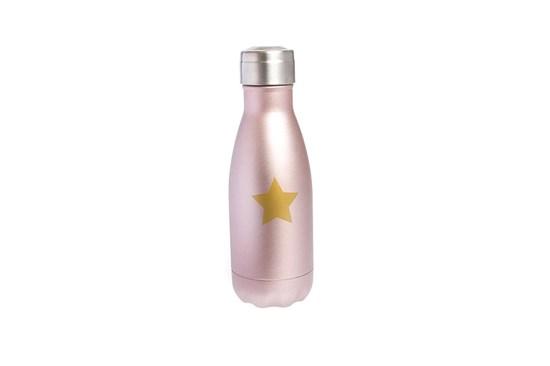 Termofľaša Yoko Design - 260ml - perleťová ružová