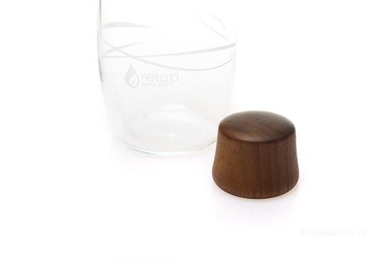 Retap - drevený vrchnák