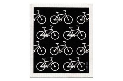 Obrázok pre výrobcu Hubka - čierne bicykle