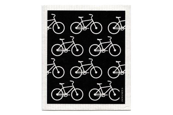 Hubka - čierne bicykle