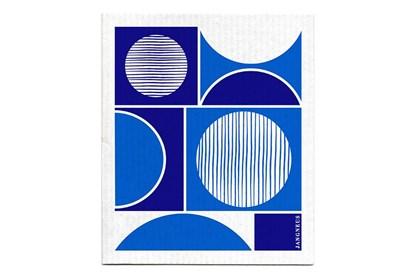 Obrázok pre výrobcu Hubka - kruhy modré