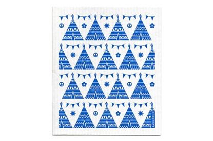 Obrázok pre výrobcu Hubka -modré tí-pí