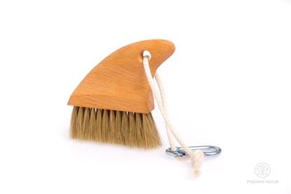 Obrázok pre výrobcu Drevená metlička do piesku