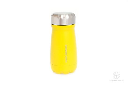 Termofľaša Yoko Design - 350ml - žltá