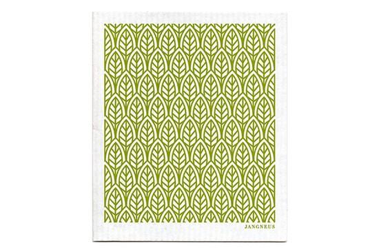 Hubka - malé lístky zelené