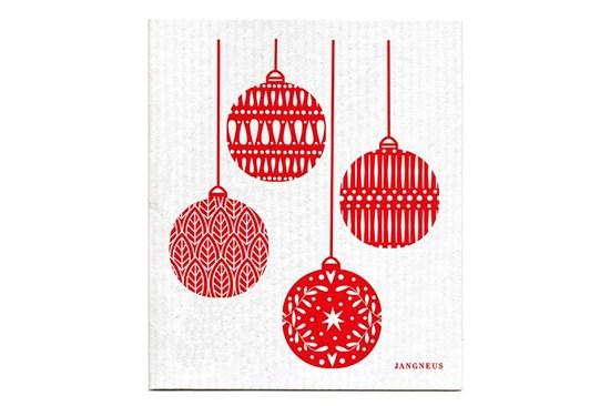 Hubka - vianočné gule