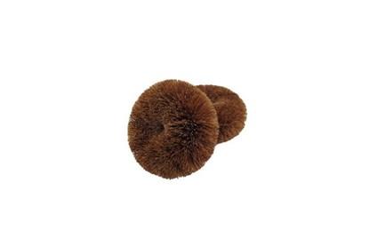 Obrázok pre výrobcu Kefka z kokosu - na zeleninu a riad - 2ks