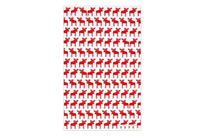 Obrázok pre výrobcu Utierka – soby červené