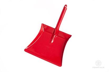 Obrázok pre výrobcu Lopatka na smeti - červená mini