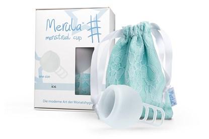 Obrázok pre výrobcu Menštruačný kalíšok Merula - ľad