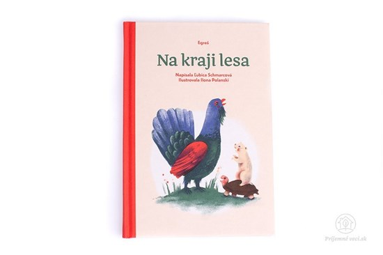 Na kraji lesa - kniha