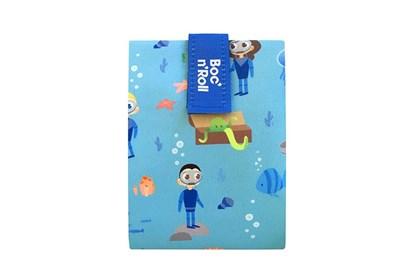 Obrázok pre výrobcu Boc'n'Roll obal na jedlo - oceán