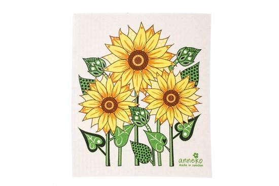 Hubka - slnečnice