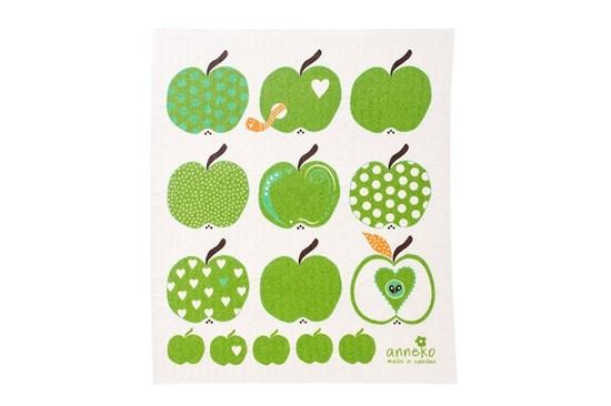 Hubka - jabĺčka