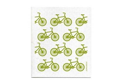 Obrázok pre výrobcu Hubka - malé bicykle zelené