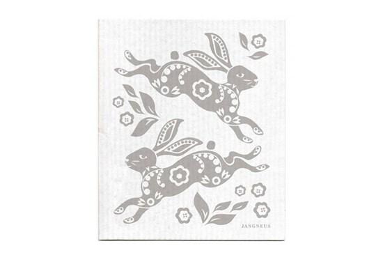 Hubka - králiky sivé