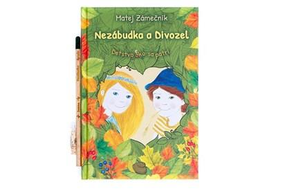 Obrázok pre výrobcu Nezábudka a divozel - kniha so semiačkami