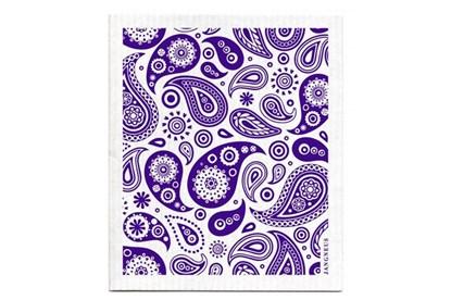 Obrázok pre výrobcu Hubka - kvapky fialové