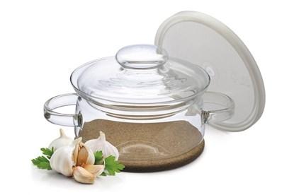 Obrázok pre výrobcu Sklenený hrniec Simax Gourmet - 2l