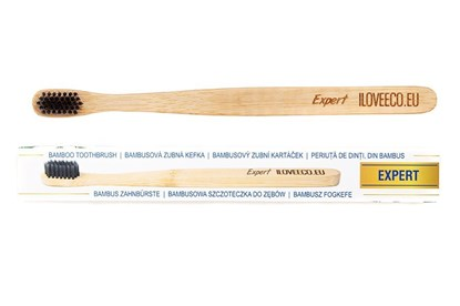 Obrázok pre výrobcu Bambusová zubná kefka Expert