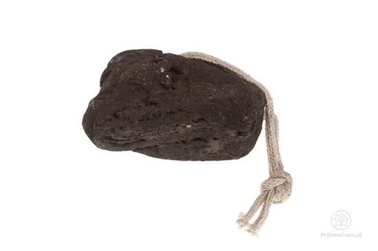 Pemza čierna - lávový kameň