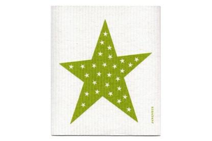 Obrázok pre výrobcu Hubka - hviezda zelená