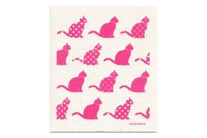 Obrázok pre výrobcu Hubka - mačky ružové