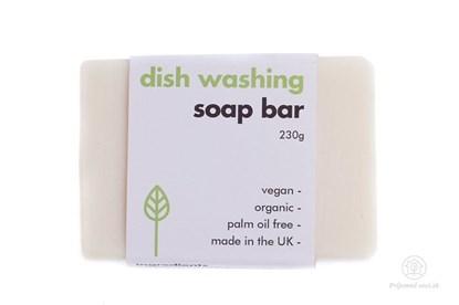 Obrázok pre výrobcu Tuhé mydlo na umývanie riadu - bez obalu